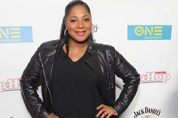 Traci Braxton Offers Support To Kamala Harris - See Her Post