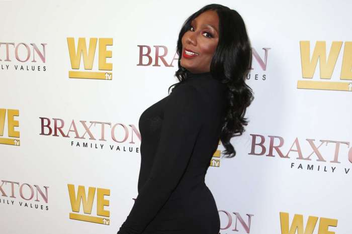 Towanda Braxton Drops Precious Advice For Fans About Trusting Yourself