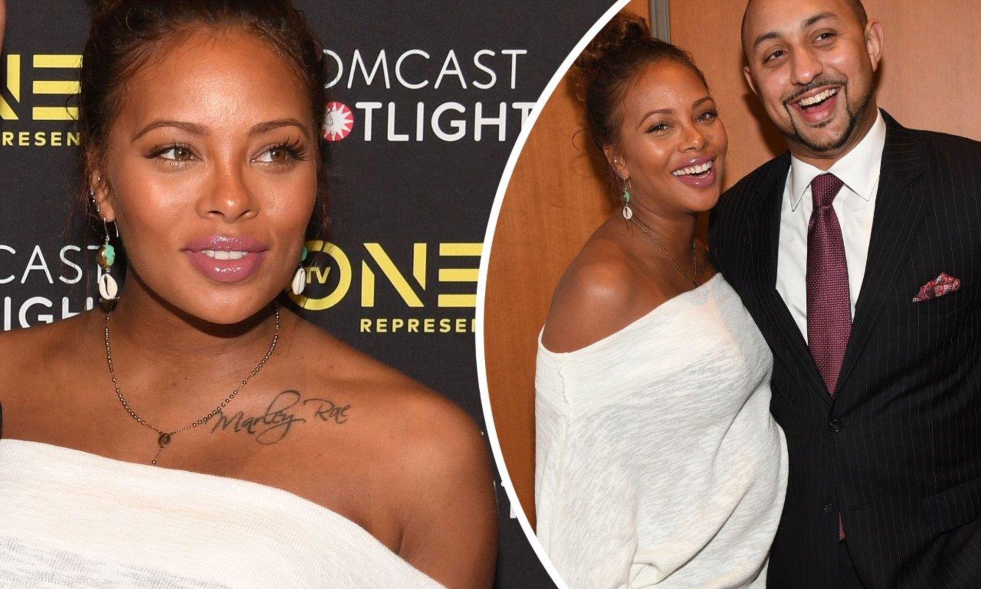 Eva Marcille Celebrates Her Anniversary With Mike Sterling