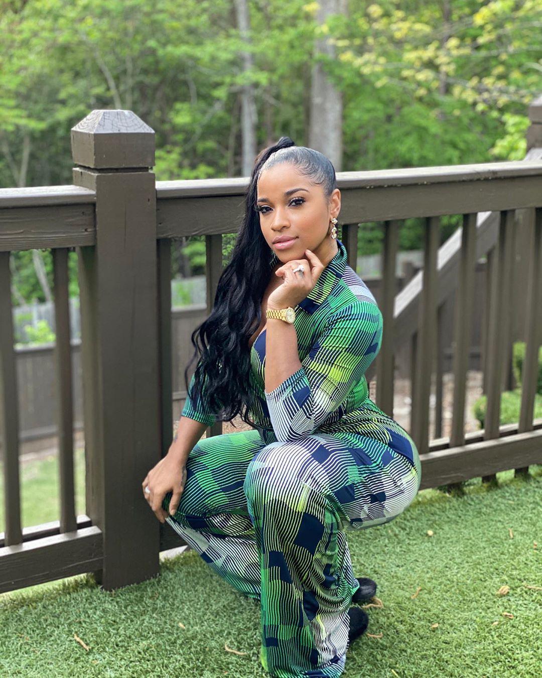 Toya Johnson Is Celebrating Her Birthday A Little Different This Year - See her Announcement