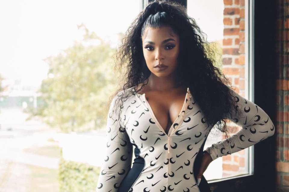 Ashanti's Fans Come For The Sizzling Swimsuit Videos And Stay For The Knowledge That She Is Dropping