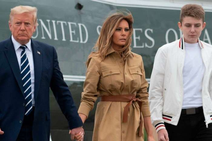 Melania Trump Reveals Son Barron Tested Positive For COVID-19 As Well In White House Website Essay