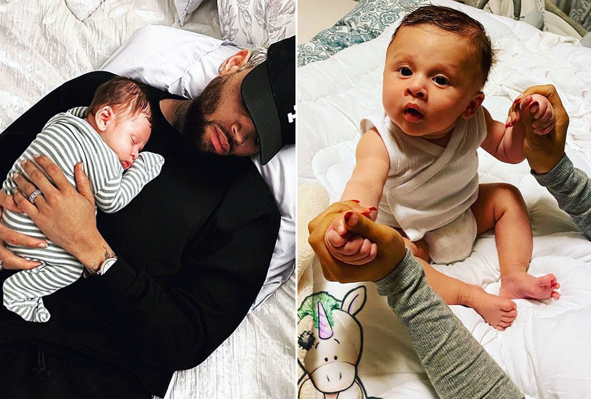 ammika-harris-makes-fans-happy-with-footage-featuring-chris-brown-and-their-baby-boy-aeko