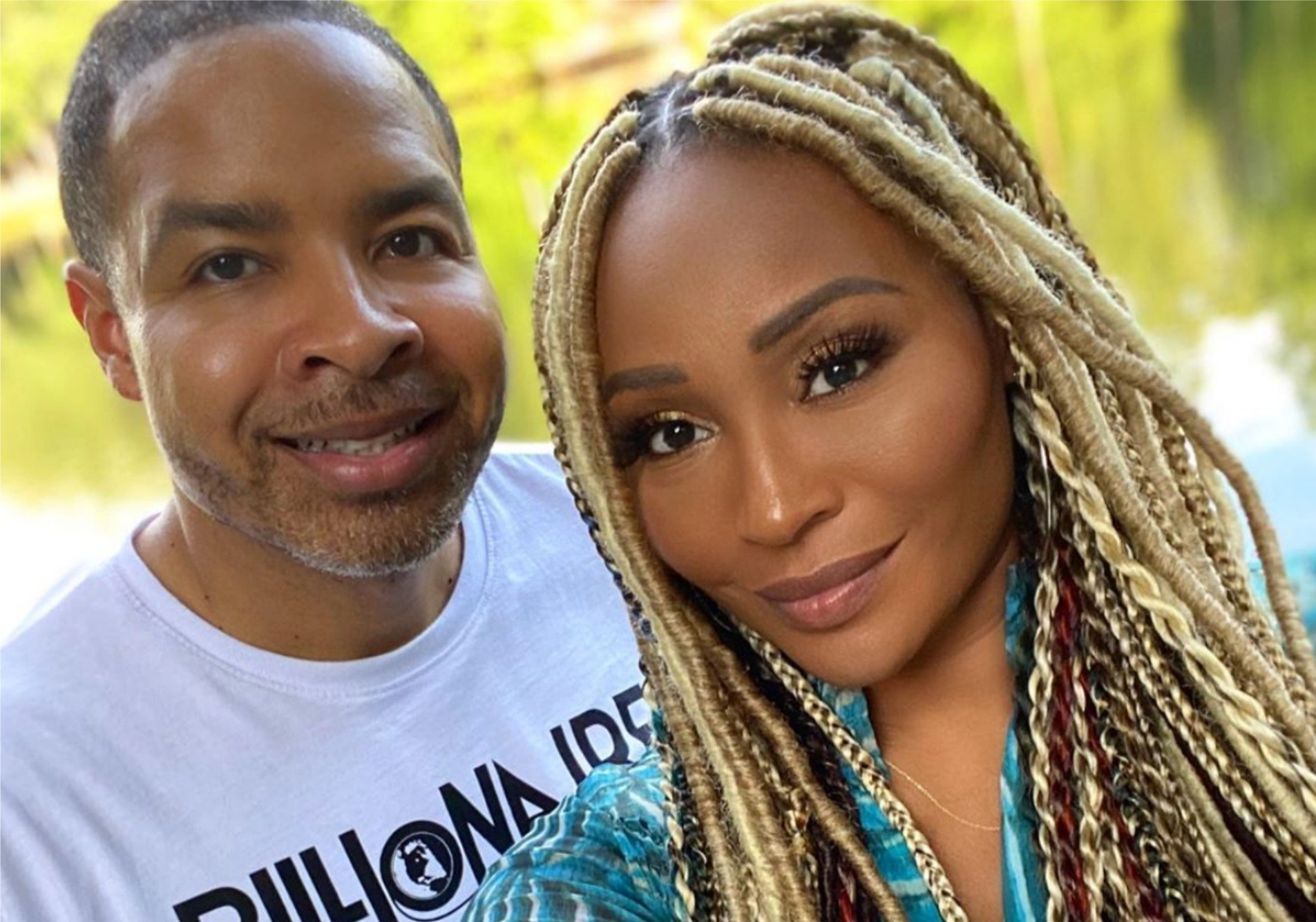 """""""cynthia-bailey-shares-gorgeous-photos-with-mike-hill-and-declares-his-love-for-him"""""""