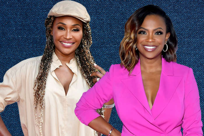 Cynthia Bailey Surprises Fans With This Photo Of Herself And Kandi Burruss