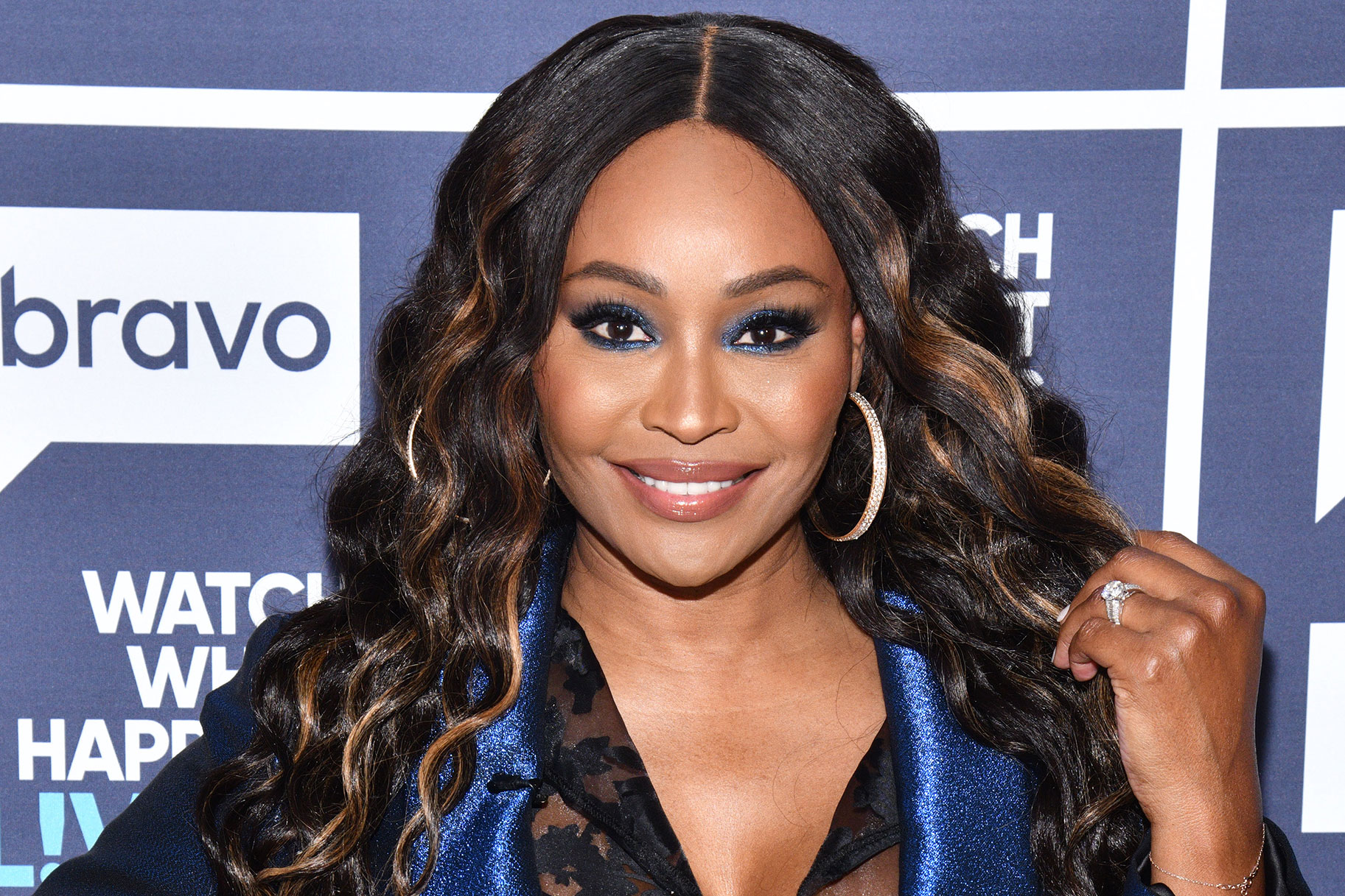 Cynthia Bailey Looks Drop-Dead Gorgeous In This Photo - Fans Are In Awe