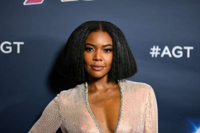 Gabrielle Union Looks Ravishing In This Miu Miu Outfit - Check Out The Photos And Clip