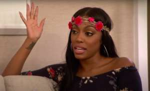 Porsha Williams Shows Fans What They Can Choose For Pampering Time