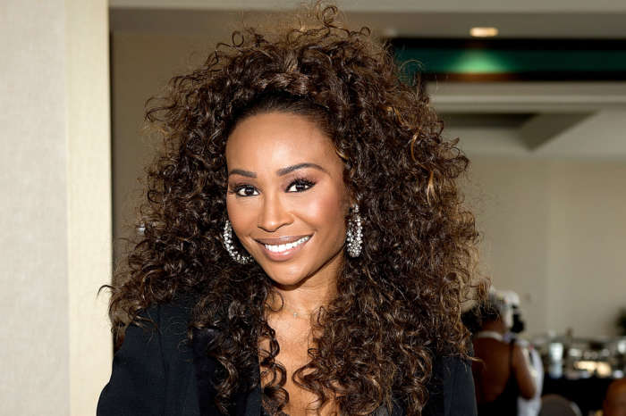 Cynthia Bailey Sparks Pregnancy Rumors Following This Video - See Her And Mike Hill's Dance At Their Wedding!