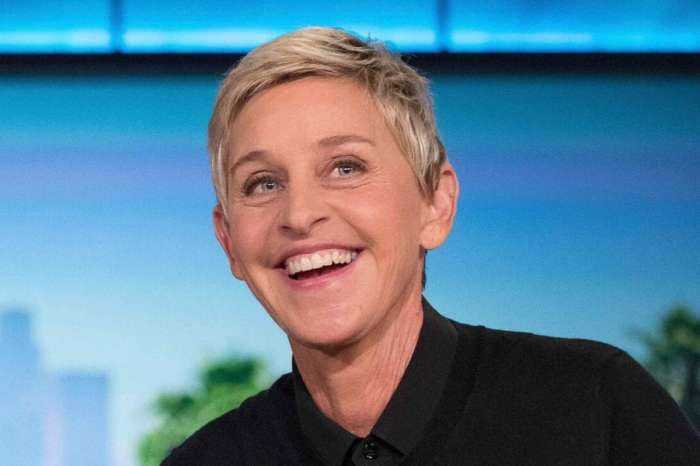 Ellen DeGeneres Channels Wife Portia With New Hairstyle!