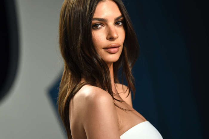 Emily Ratajkowski Expecting Her First Child - Check Out Her Baby Bump And Deep Essay For Vogue