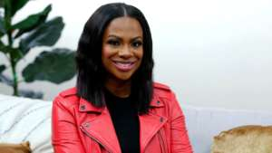 Kandi Burruss Is Here With An Update About OLG - See Her Video