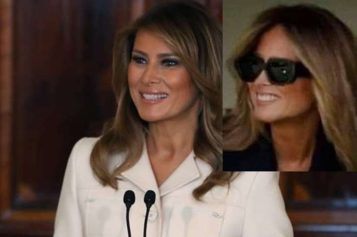 Fake Melania Conspiracy Strikes Again As People Accuse First Lady Of Having A Stand-In Body Double