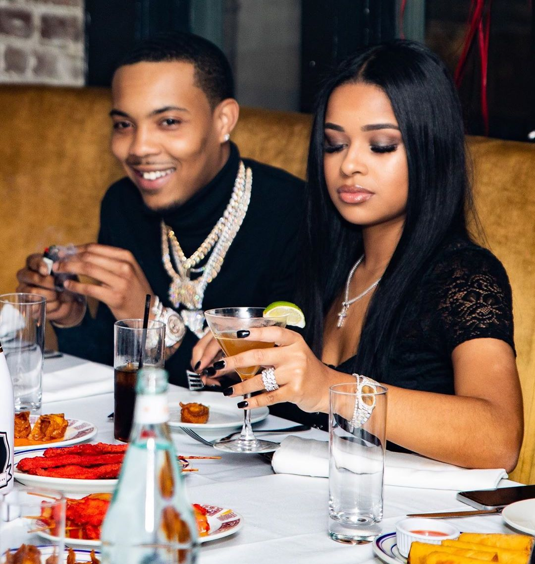 Taina Gifts G Herbo With An Amazing Car And Watch For His Birthday - See The Clips