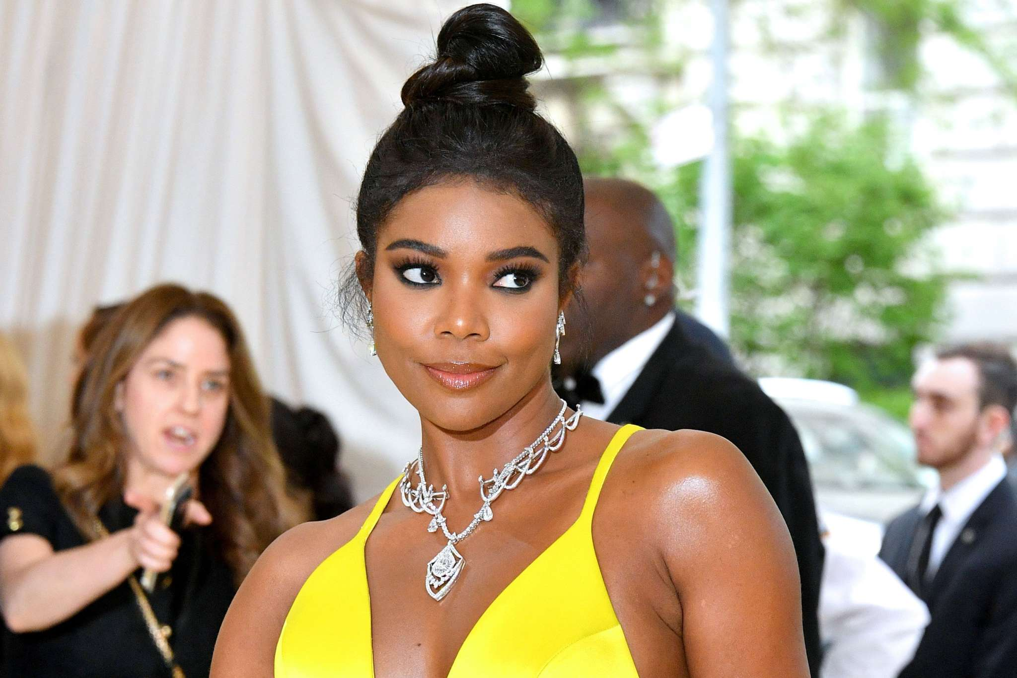 Gabrielle Union Drops A Piece Of Advice For Her Fans - See Her Clip Here