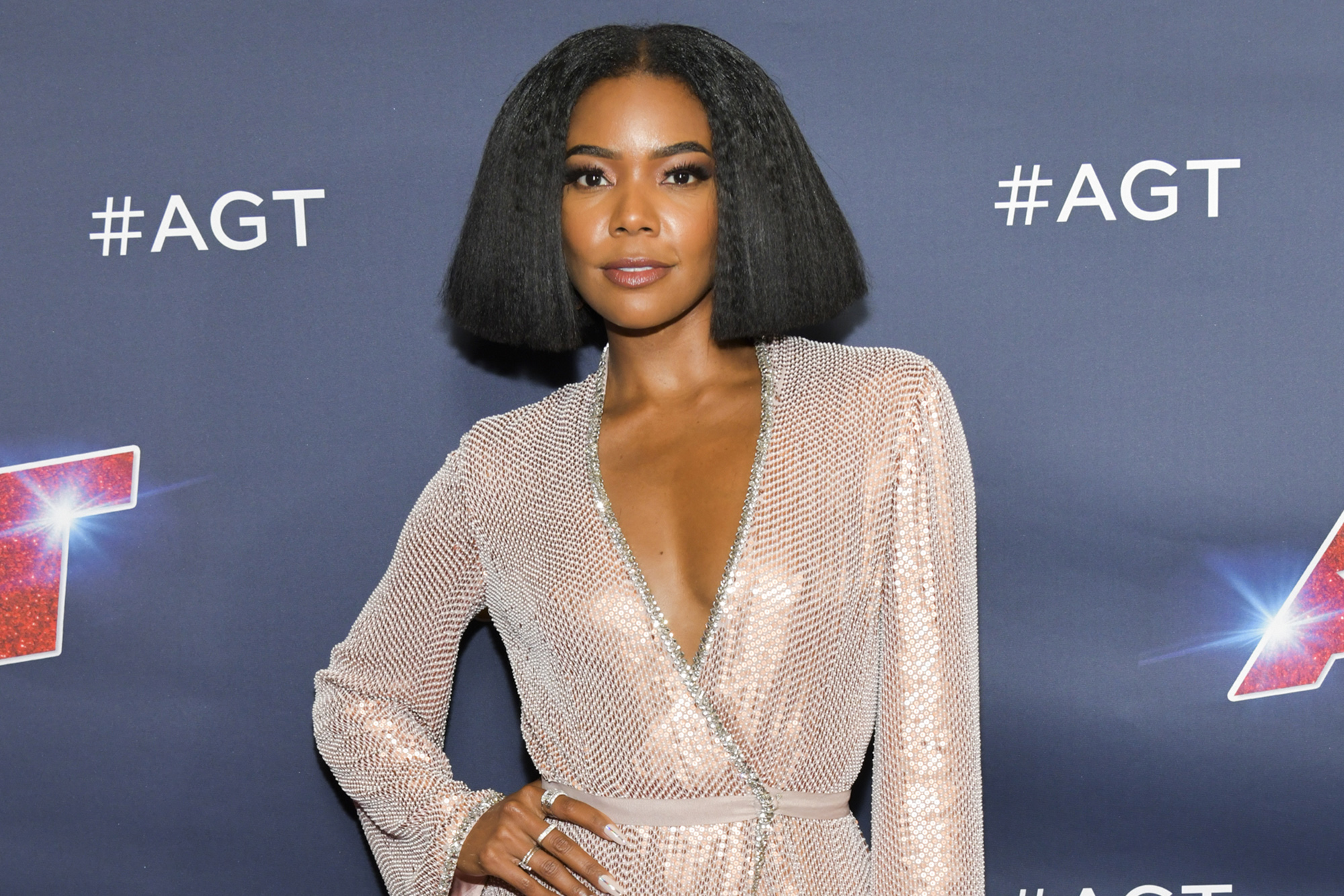 Gabrielle Union Drops A Motivational Message For Her Fans - See Her Latest Gorgeous Photo Session