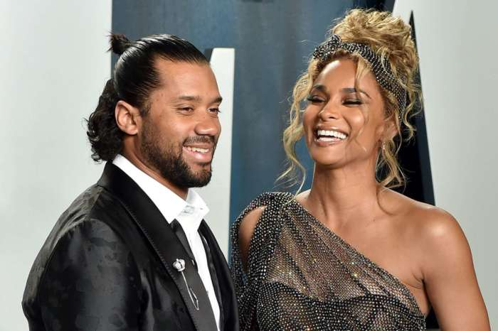 Ciara's New Baby Boy, Win Loves The Water - Check Out The Video