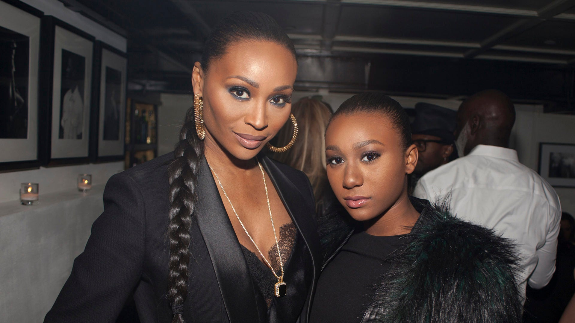 Cynthia Bailey Shares Gorgeous Photos With Her Daughter, Noelle Robinson