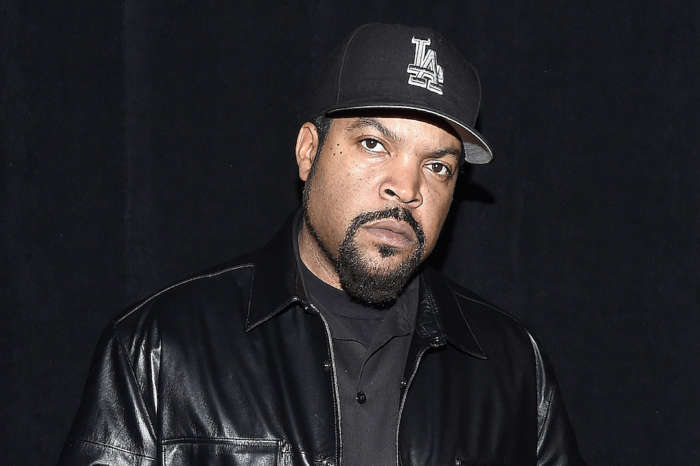 Ice Cube Defends Himself Again After Social Media Blasts Him For Working With President Trump