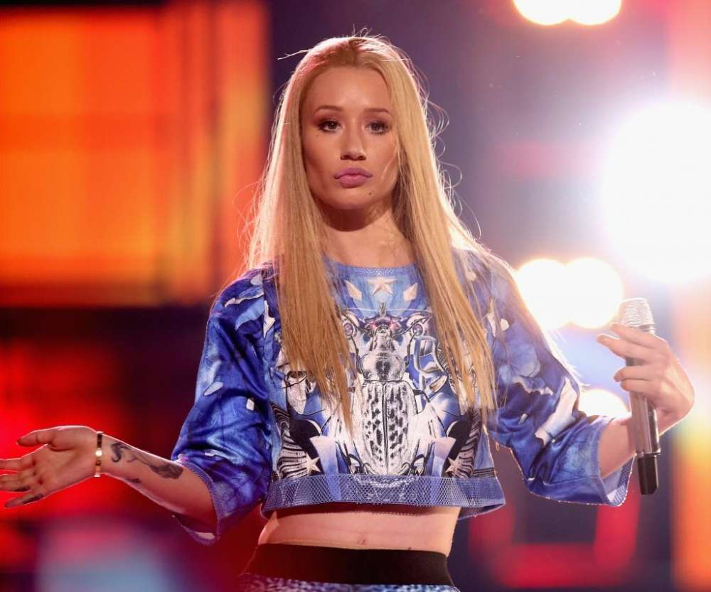 Iggy Azalea Proudly Shows Off Her Son On Instagram