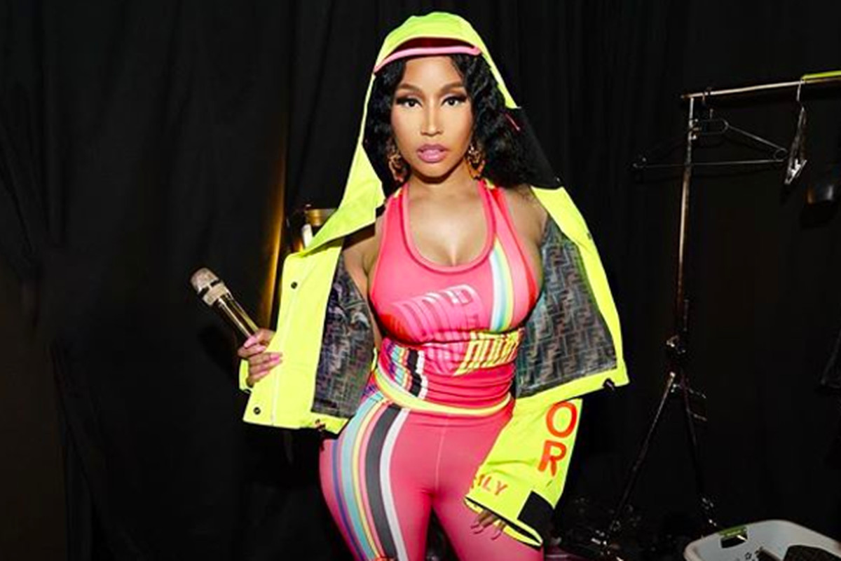 Nicki Minaj Publicly Shows Support To The People In Nigeria
