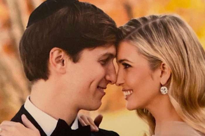 Ivanka Trump Stuns In Nanushka Midi Dress As She Wishes Husband Jared Kushner A Happy Anniversary