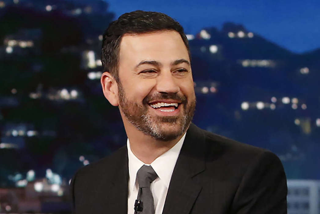 Jimmy Kimmel Uses Son's Heart Surgeries to Urge Fans to Vote