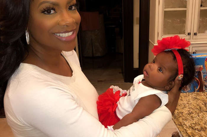 Kandi Burruss' Daughter, Blaze Tucker Is 11 Months Already! See The Cute Photo With Her Mom!