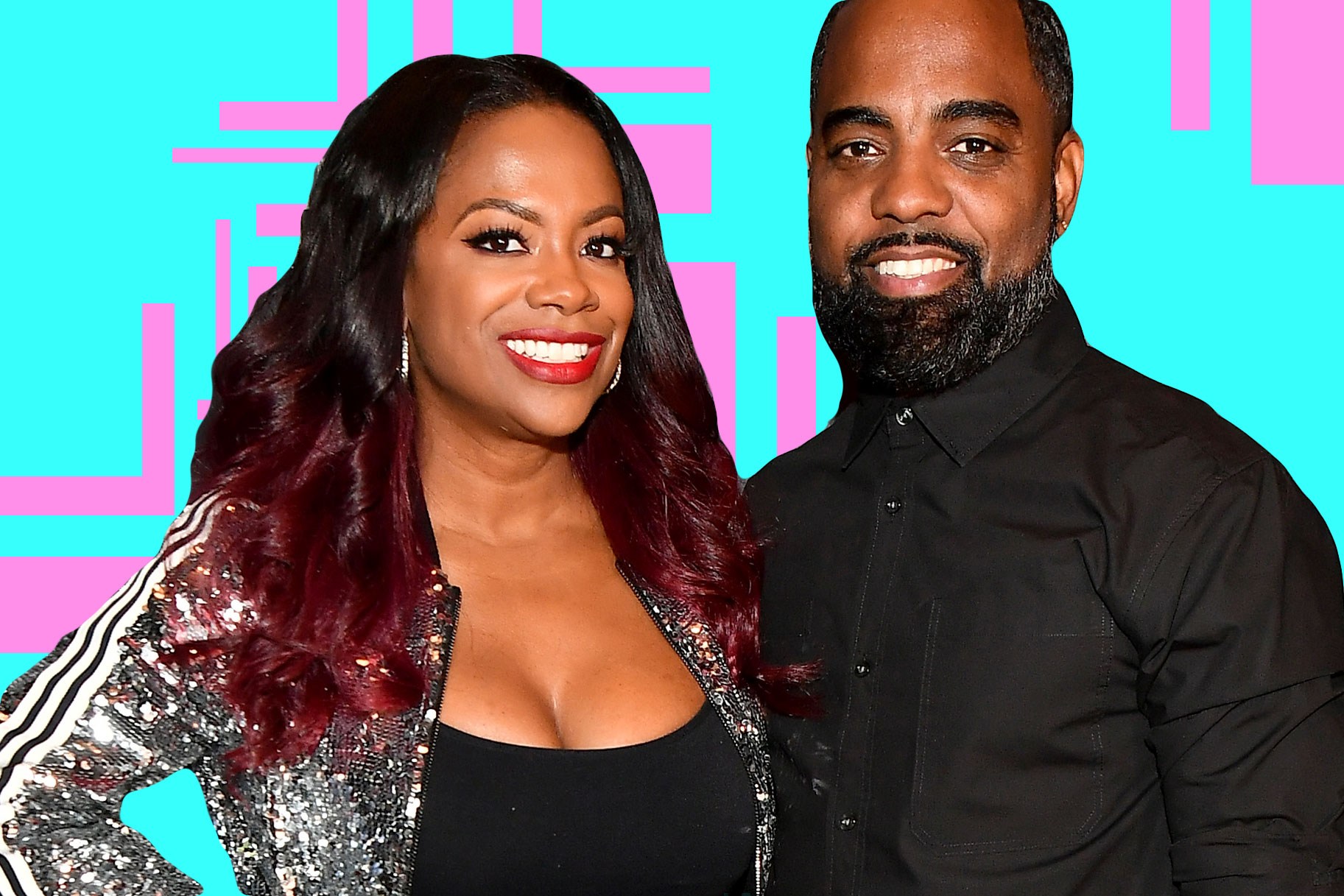Kandi Burruss' Husband, Todd Tucker Announces An Exciting Event For The End Of The Month