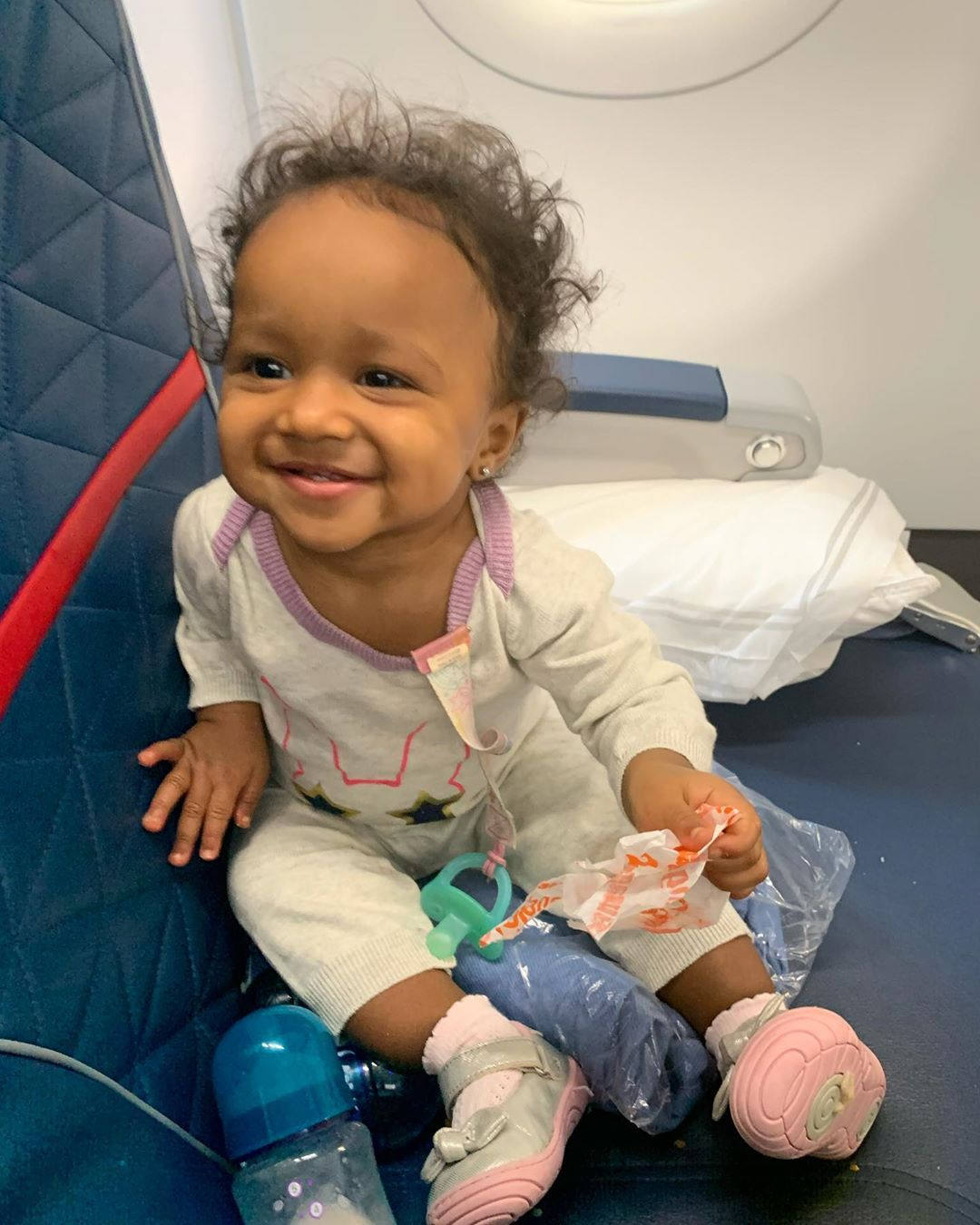 Kenya Moore's Video Featuring Her Baby Girl, Brooklyn Daly Make Fans Smile - See The Gorgeous Ladies
