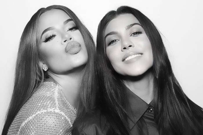Kourtney And Khloe Kardashian Put Their Famous Backsides On Display In New Two-Piece Bathing Suit Photos