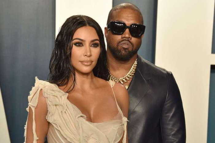 KUWTK: Kanye West Gifts Kim Kardashian Incredible Hologram Of Her Late Father, Robert Kardashian, And The Video Will Give You Chills!