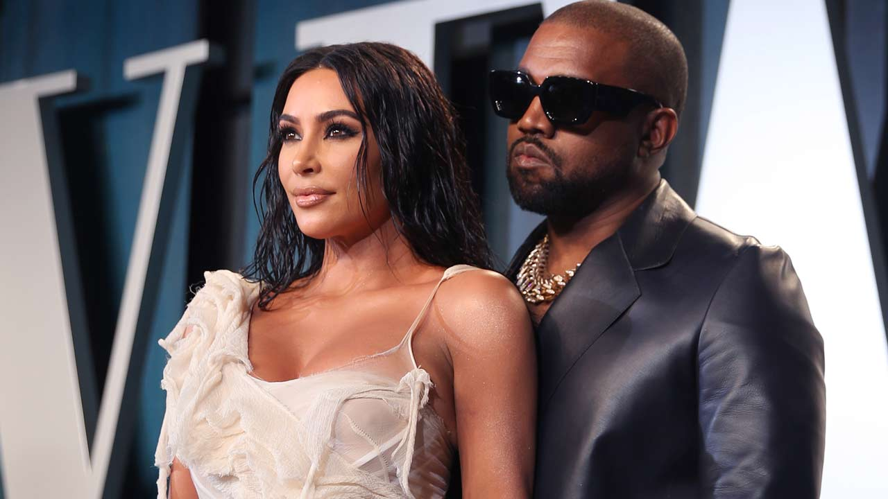 Kim Kardashian Reveals Details About Caring For Kanye West