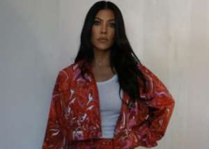 Kourtney Kardashian Is Ready For Fall In Maisie Wilen