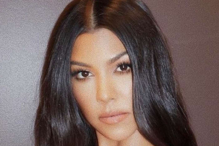 Kourtney Kardashian Puts Her Curves On Full Display In Two-Piece Bathing Suit — See The Look