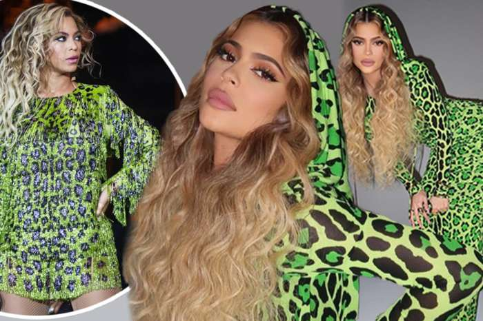 KUWTK: Kylie Jenner Looks Like Beyonce's Twin In New Ad And Fans Can't Believe Their Eyes!