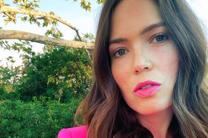 Mandy Moore Dresses Her Baby Bump In This Hot Pink Blazer — See The Look!