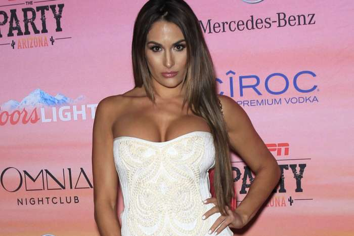 Nikki Bella Talks About Getting Slammed By Trump Supporters For Promoting Dwayne The Rock Johnson's Book