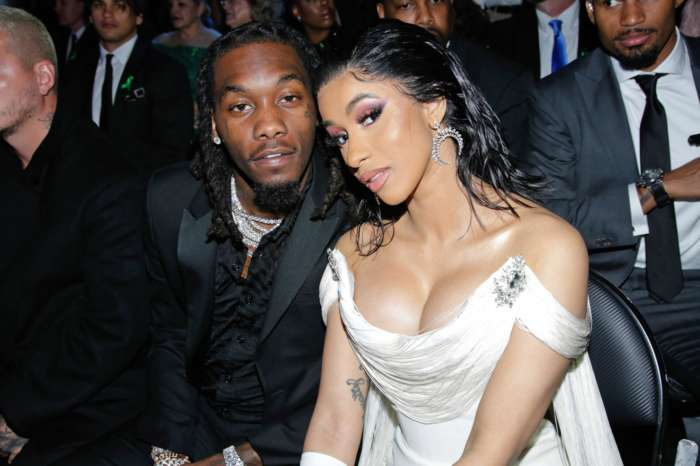 Offset Reportedly Really Happy Cardi B Took Him Back - He Thinks They're Perfect For Each Other!