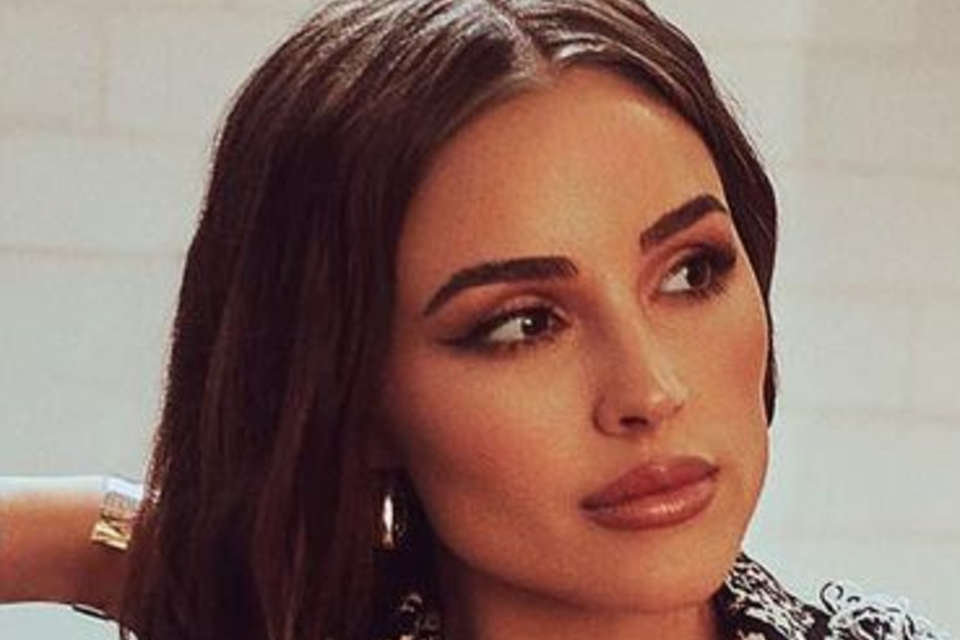 Olivia Culpo Is Gorgeous In Snake-Print As She Drops Culpos X Inc Fashion Line At Macy's
