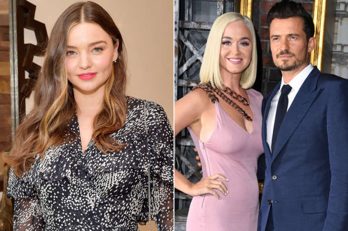 Orlando Bloom's Former Wife Miranda Kerr Gushes Over Katy Perry Being Back At Work So Soon After Having Baby Daisy!
