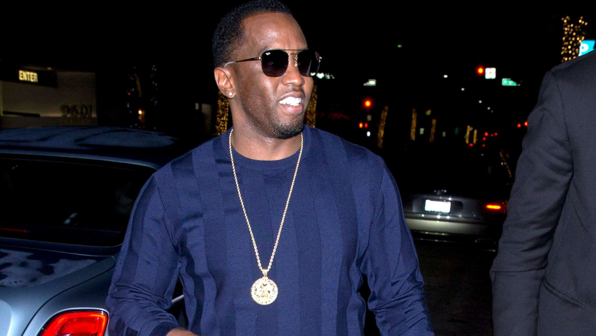 Diddy Praises His Son, King Combs - Check Out His New Video