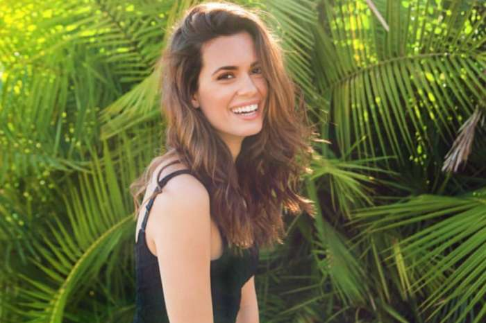 Torrey DeVitto Says The New COVID-19 Restrictions Are 'Mind-Blowing'