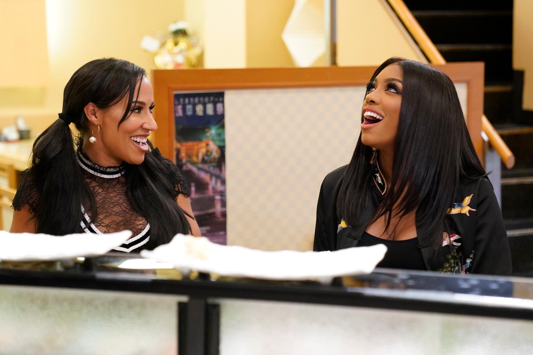 Porsha and Tanya