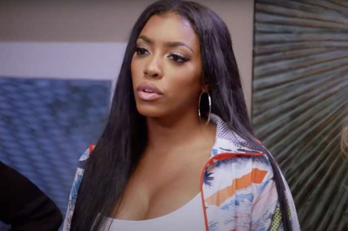 Porsha Williams Shares Clips From The Making Of Bravo Chatroom And Fans Are In Love With Her Lips!