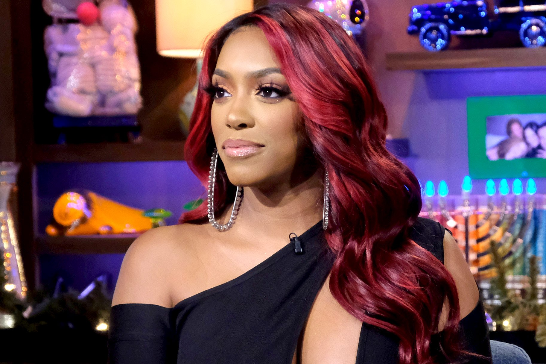 """""""porsha-williams-looks-gorgeous-as-a-redhead-during-the-latest-bravo-chatroom"""""""