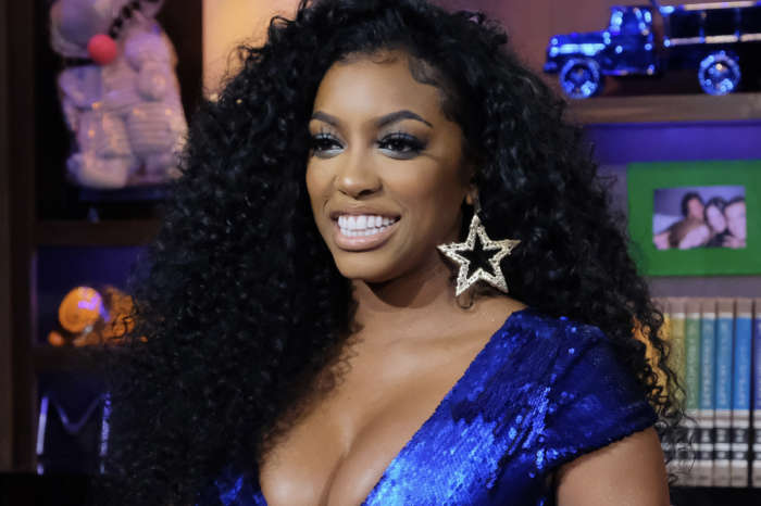 Porsha Williams Is Featured In Glamour Magazine - She Addresses Intermittent Fasting, Mental Health And More