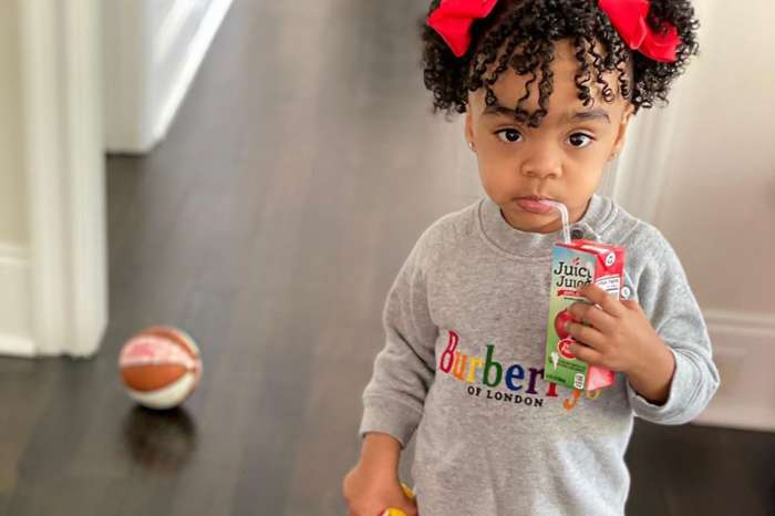 Toya Johnson And Robert Rushing's Daughter, Reign Rushing Is A Baby Fashion Icon In These Pics