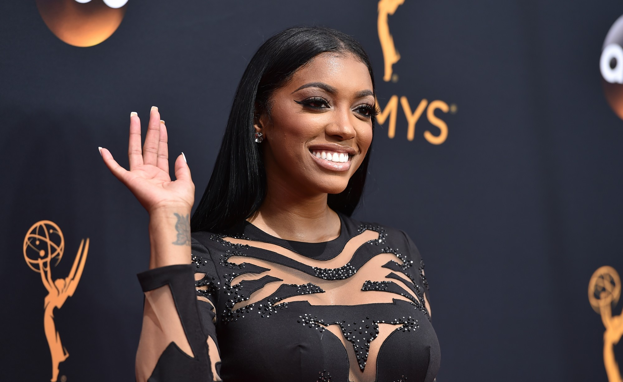 Porsha Williams' Daughter Pilar Jhena Is Twining With Both Her Parents - See The Mazing Photos