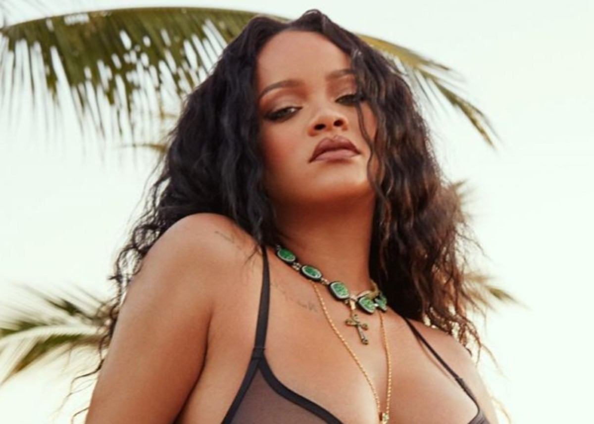 """rihanna-puts-her-curves-on-full-display-in-savage-x-fenty-fishnet-body-stocking-see-the-look"""